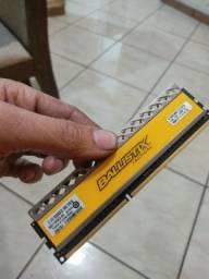Memória DDR3 8gb gamer