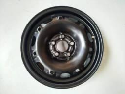 Roda ferro 5 furos