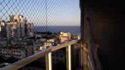 Excelente apartamento 3 quartos andar altoem Itapuã -Ed. Ilha do Mel cód. 8706f