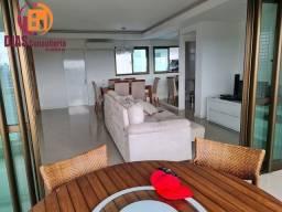 Apartamento com 112m2 para venda no Resort Le Parc com total infraestrutura