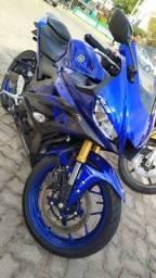 Título do anúncio: Vendo ou troco Yamaha r3