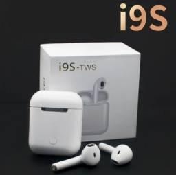 Fone De Ouvido Sem Fio Bluetooth i9 Tws Versão 5.0 Lacrado