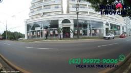 Apartamento para Venda em Ponta Grossa, Oficinas, 3 dormitórios, 1 suíte, 2 banheiros, 2 v