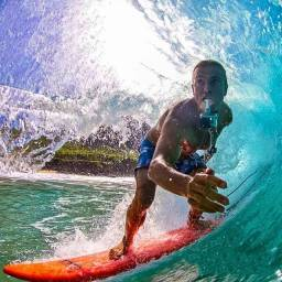 Gopro assessórios suporte surf
