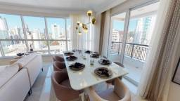 Maravilhoso apartamento! Finamente Mobiliado e Decorado - 3 Suítes - 2 Vagas