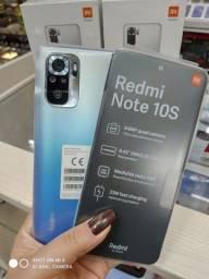 Celular Xiaomi redmi Note 10s 128gb 6ram a pronta entrega