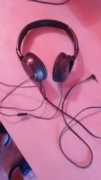 Fone de ouvido com microfone Sony MDR-ZX31