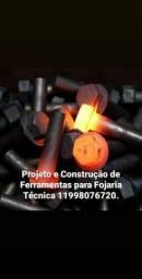 Forjaria Processo e Construção Análise.
