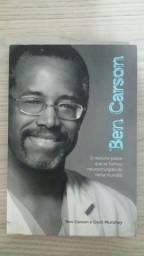"""Livro """"Ben Carson"""""""