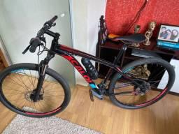 Bicicleta Caloi Explorer Semi-nova