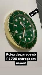 Rolex de parede novo! Entrega em mãos em Medianeira