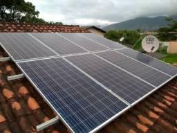 Energia Solar Fotovoltaica - Orçamento Gratuito