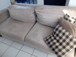 Vendo sofá 3 lugares.