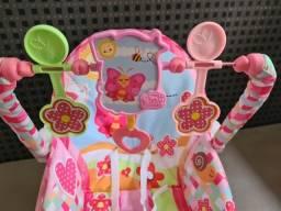 Cadeira de descanso bebê