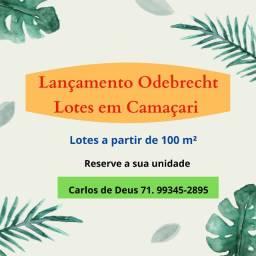 Excelente Lançamento Odebrecht em Camaçari, oportunidade única