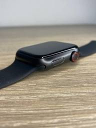Smartwatch Iwo HW12 Novo Muda Foto - Telas 3D - Coroa Funcional - Android IOS - 40mm