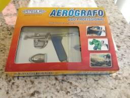 Aerógrafo uso profissional