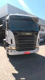Título do anúncio: Scania G420 2009 com bitrem Guerra 2010