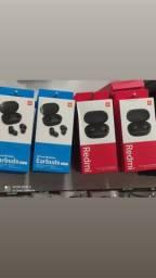 Fone Redmi via Bluetooth vários modelos ((Entrego)) Aparti de 119,00