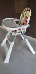 Cadeira alimentação bebê - Galzerano