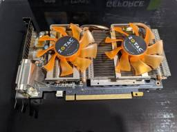 Zotac GTX 760 amp edition - 2GB (usada)