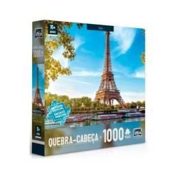 Quebra- Cabeça - Paris 1000 Peças