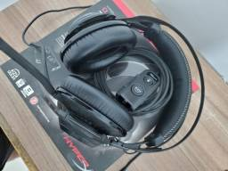 Headset  hyperx cloud revólver S