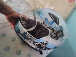 Vendo capacete tmh 58