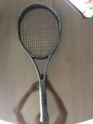 Raquete de tênis, marca Wilson, modelo pro staff 97 ls