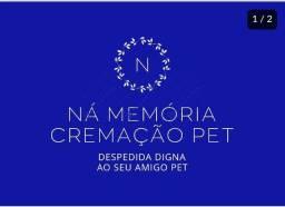 Cremação de pet
