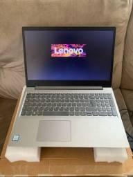 Notebook lenovo i5 8geracao ideapad