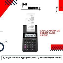 Título do anúncio: calculadoras de bobina casio, preços na descrição.