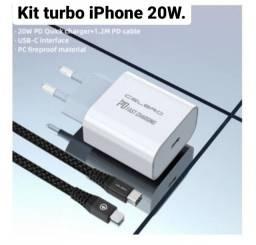 kit turbo p/ iPhone Entrega Grátis. Leia o anúncio.