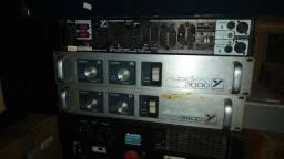 Amplificador de som orofissional