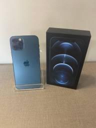 IPhone 12 pro 512 Gb azul seminovo