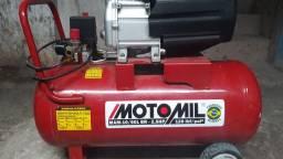 Compressor 50 litros motor 2,5 HP