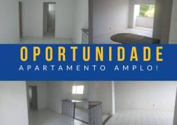 Amplo Apartamento em Condomínio Fechado
