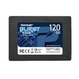 SSD 120GB Patriot Burst