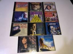 Coleção Cds Temas de Filmes !!