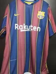 Camiseta nova do Barcelona GG