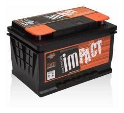 Bateria Automotiva Iaf70 12v 70ah Positivo Direito Impact