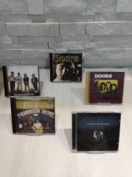 the doors - Coleçao 5 cds estudio - originais