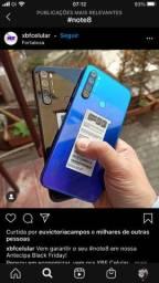 Note 8 64gb  apronta entrega