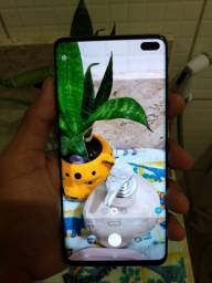 Galaxy S10 Plus Troco por iPhone 8 plus ou note 10 plus