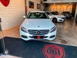 Título do anúncio: Mercedes-benz C 180 AVANTGARDE 1.6 AUT