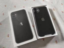 Iphone 11 64gb Preto Novo Nota fiscal pego trocas