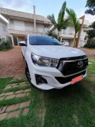 Toyota Hilux SRV 2019 4x4 2.8 T Diesel Cabine Dupla