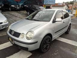 2003 VW Polo Hatch Completo + Rodas, Troca e Financia