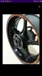 Título do anúncio: Yamaha R6 600cc