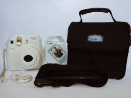 Kit Completo Instax Mini 8 (Camera Instantânea)